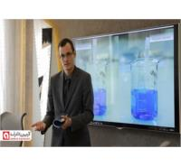Traning course of Liquid handling by Gilson representative agent in research center of Armin Shegarf Co